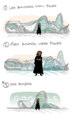 Google Celebrating Zaha Hadid (Storyboards)