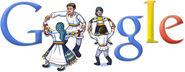 Google Romanian National Day