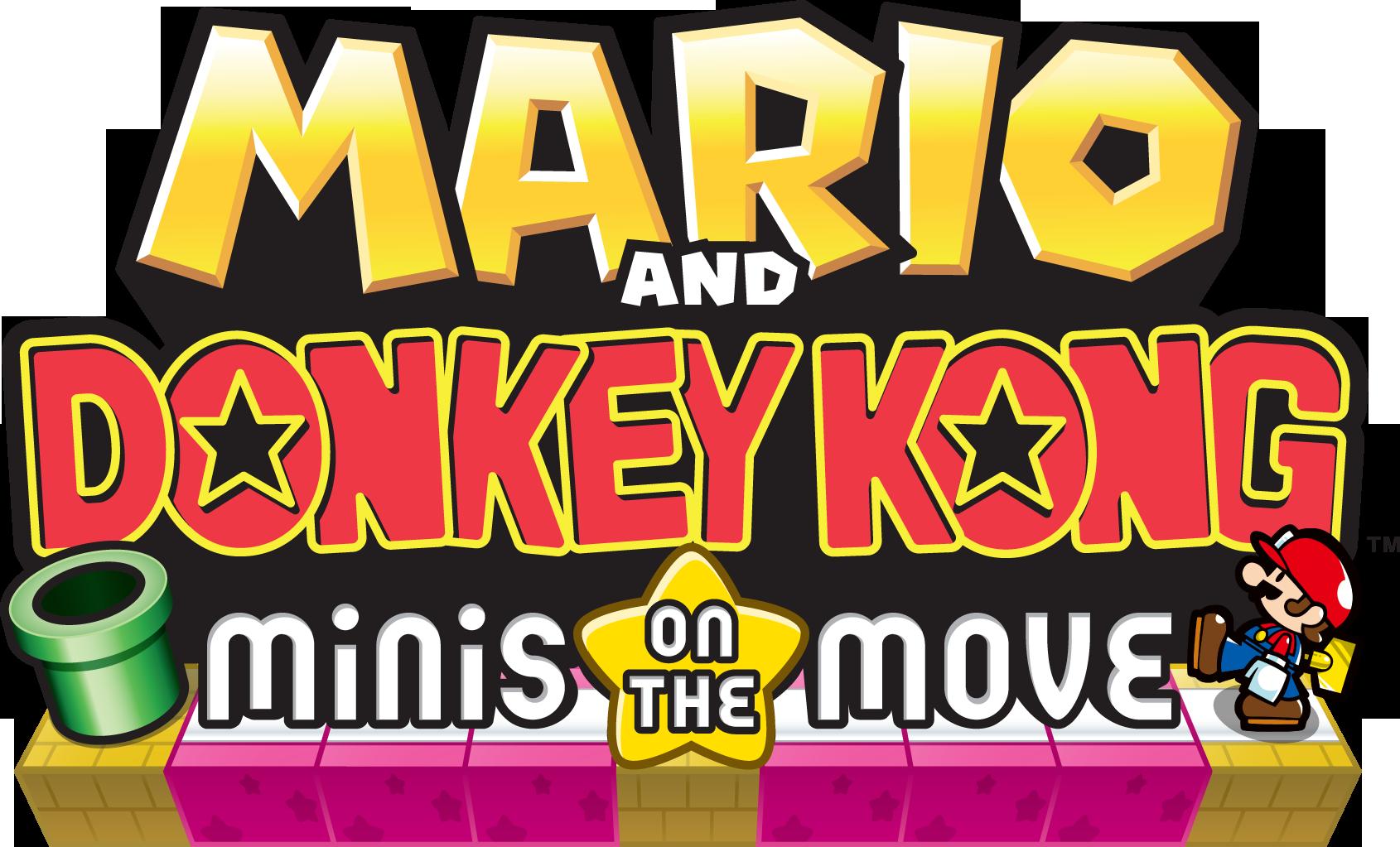 Mario vs. Donkey Kong: Minis on the Move