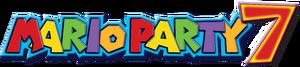 Mario Party 7 Logo Transparent.png