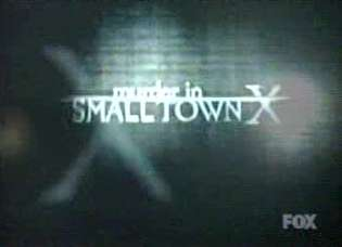 Murder in Small Town X