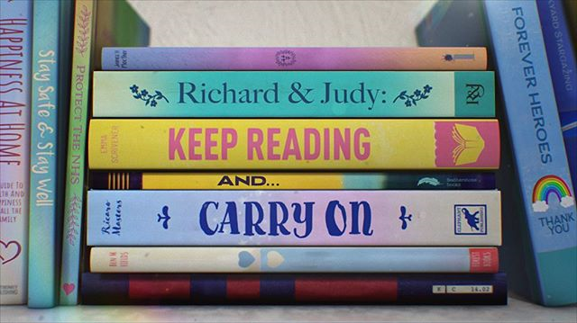Richard & Judy: Keep Reading and Carry On