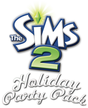 The Sims 2 - Holiday Party Pack.png