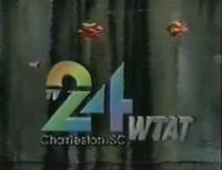 WTAT-24 FOX 1986