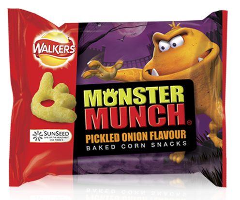 Walkers Monster Munch