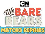 We Bare Bears: Match3 Repairs