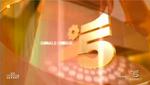 Canale 5 - yellow orange 2009
