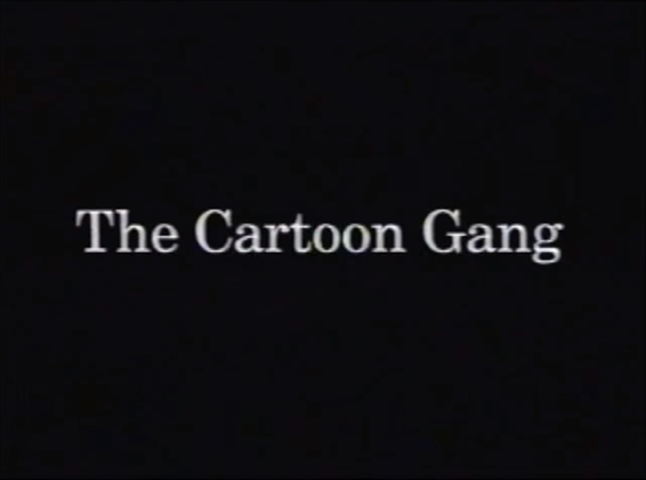 Cartoon Gang