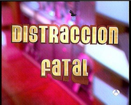 Distraccion Fatal