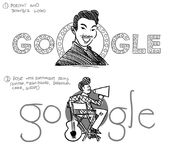 Google P. Ramlee's 88th Birthday (Storyboards)