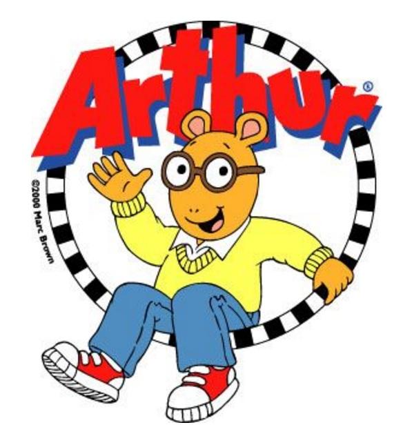 Arthur (TV series)/Other