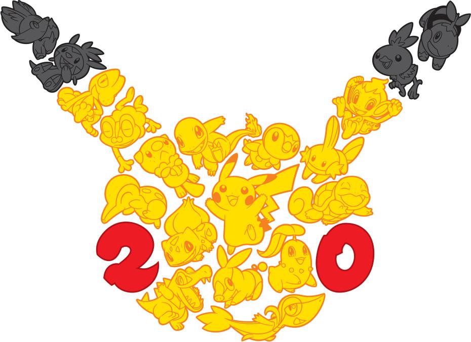 Pokémon 20th Anniversary