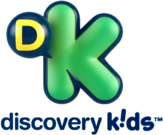 3D Logo Discovery Kids 2016