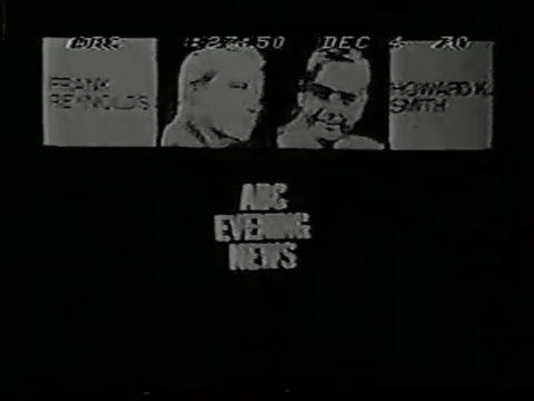 ABC World News Tonight/Weekday Edition