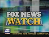 Fox News Watch