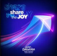 JESC 2019 album cover