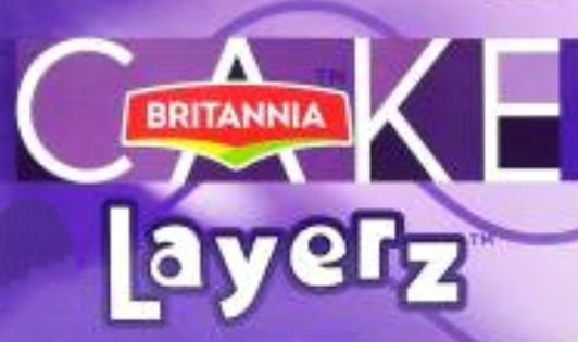Britannia Cake Layerz