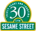 Sesame Street 30 Years and Counting