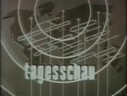 Tagesschau - Vorspann (1970 Schwarz und weiß)