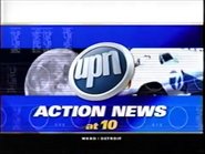 UPN Detroit Action News open May 2003