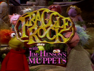 Fraggle Rock Title Card Pink text non-bold