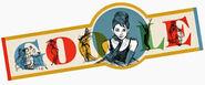 Google Audrey Hepburn's 85th Birthday (Version 2)