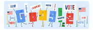 Google United States Elections 2016 Reminder (Day 2)