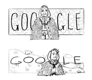 Google Whina Cooper's 120th Birthday (Storyboards)