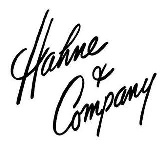 Hahne and Company