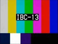 IBC 13 EIV Test Card 1992-2011