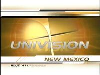 Univision New Mexico Morning Package 2002