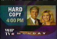 WHP Hard Copy Promo 1993