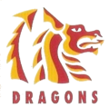 Wales 1992-94 rugby logo