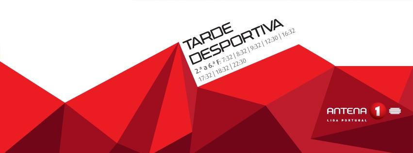 Antena 1 Tarde Desportiva