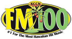 KCCN 100.3 FM 100.jpg