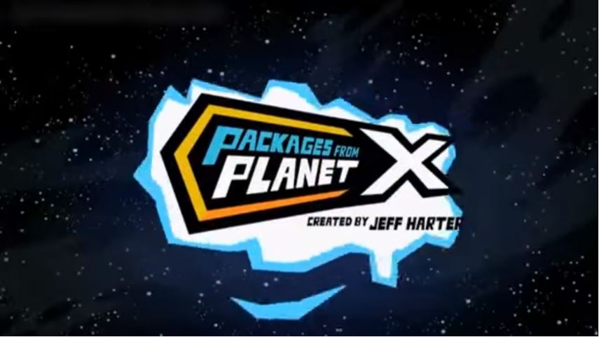 Packages from Planet X