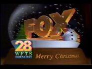WFTS FOX Holiday ID 1991