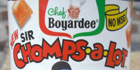 Chef Boyardee Sir Chomps-A-Lot