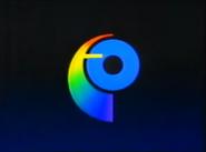 EO logo (1991-1996, Blue)