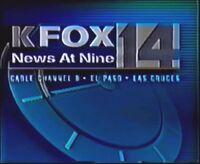 KFOX News at 9 1999