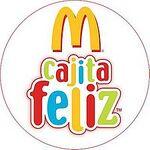 Logo happy meal spanish