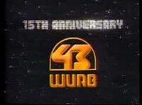 WUAB 15TH ANNIVERSARY