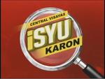 CV iSYU Karon Teaser Title Card