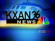 KXAN News 36 at 6pm 2001 Open