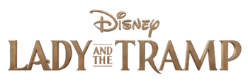 Lady and the tramp 2019 logo png by mintmovi3 dde8l5o-fullview.png
