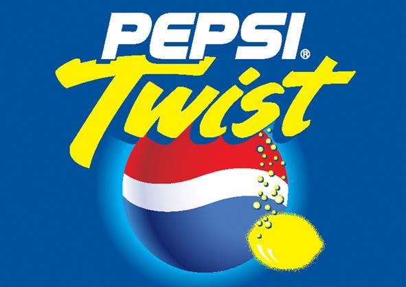 Pepsi Twist Lemon