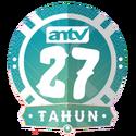 ANTV 27 TAHUN LOGO FACEBOOK