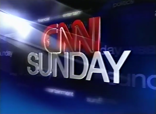 CNN Live Sunday