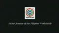 ABS-CBN Logo with Slogan (Lupang Hinirang 2006-2011)