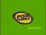 Fox Family Logo With Slogan